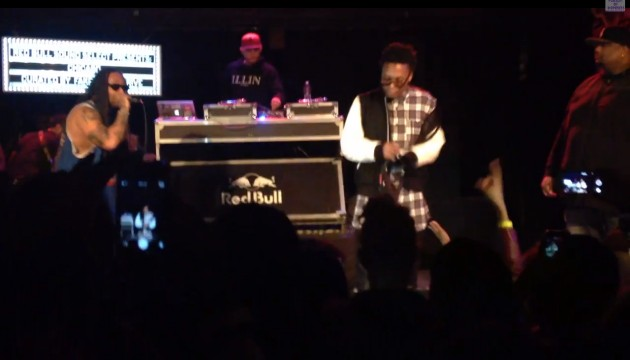 Screen shot 2014 03 07 at 2.05.17 PM 630x360 1 Lupe Fiasco & Spenzo Join Ty Dolla $ign in Chicago (Video)