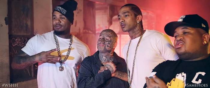 Screenshot-2014-03-24-19.31.44 The Game - Same Hoes Ft. Nipsey Hussle & Ty Dolla Sign (Prod by DJ Mustard) (BTS Video)