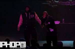 Omelly And K. Smith Perform At The TLA In Philly (03/08/14) (Video)