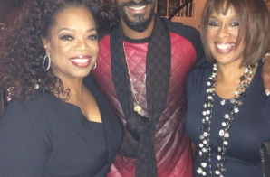 Snoop Dogg & Oprah Make Peace After Misogyny Misunderstanding (Photo)