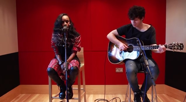 angelhaze Angel Haze   Battle Cry (Acoustic) (Video)