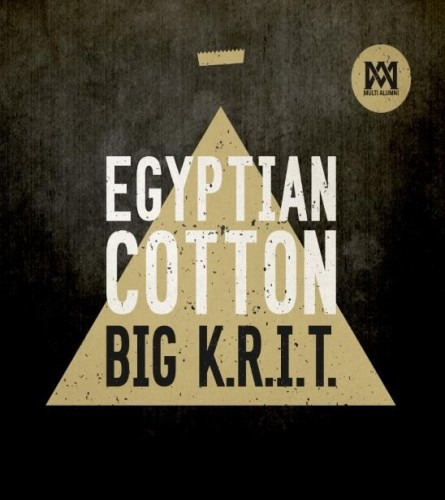big krit egyptian cotton 445x500 Big K.R.I.T.   Egyptian Cotton