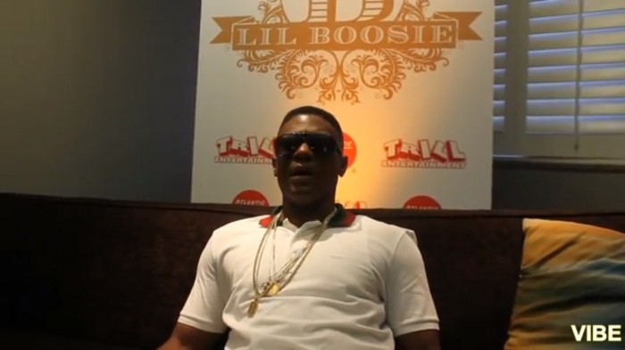 boosie-1 Lil Boosie Says He Has Recorded Over 15 Songs Since Release From Prison  (Video)