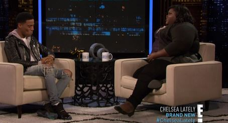 cudiXcheasleylately Kid Cudi Talks New Album, Day N Night, Need For Speed & More On Chelsea Lately (Video)