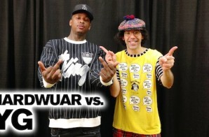 YG Vs. Nardwuar (Video)