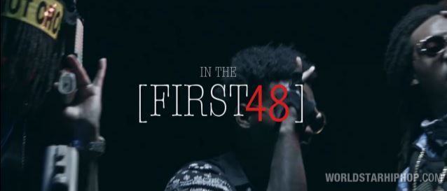 first48migosvideo Migos - First 48 (Video) (Directed By KeeMotion)