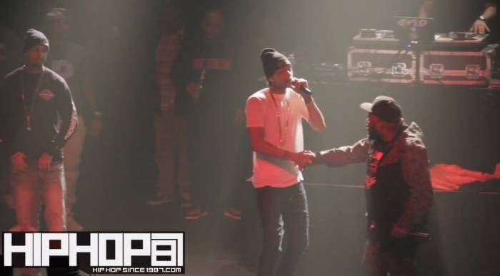 Freeway Joins Nipsey Hussle Onstage At the TLA in Philly (03/08/14) (Video)