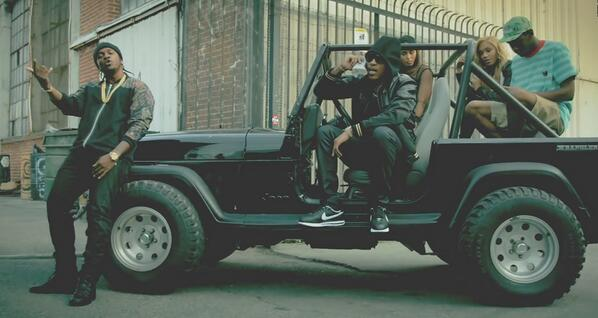future Future - Move That Dope feat. Pusha T & Pharrell (Official Video)