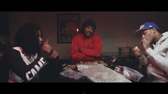 gino-1 Gino Marley – Lotta Birds (Video) ft. SD & Fredo Santana