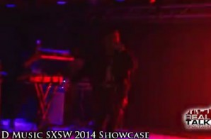 Big Sean, Pusha T & Travis Scott Perform At The G.O.O.D. Music SXSW Showcase (Video)