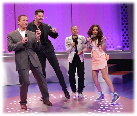 "image003 Watch Arnold Schwarzenegger & Joe Manganiello do the ""Nae Nae"" & the ""Stanky Leg"" tonight on BET's ""106 & Park"""