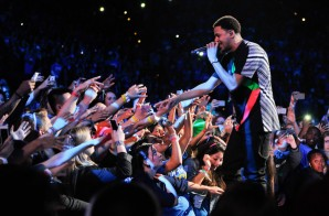 'We Day California' Gets Invaded By J. Cole & Big Sean (Live At Oracle Arena) (Video)