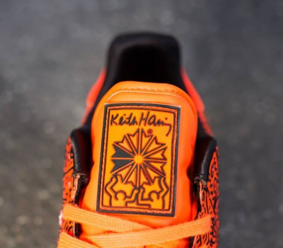 keith-haring-reebok-classic-leather-lux-spring-2014-04-570x499 Reebok Classic Leather Unveils It's 2nd Installment Of It's Luxury Keith Haring Sneaker (Photos)