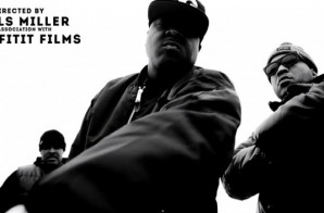 The LOX – New York City (Trailer) (Video)