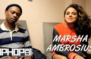 Marsha Ambrosius Talks 'Fvck & Love' EP, Relationship With Fans, Working With Ne-Yo & More With HHS1987 (Video)