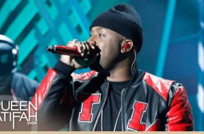 """Rico Love Performs """"They Don't Know"""" On The Queen Latifah Show (Video)"""