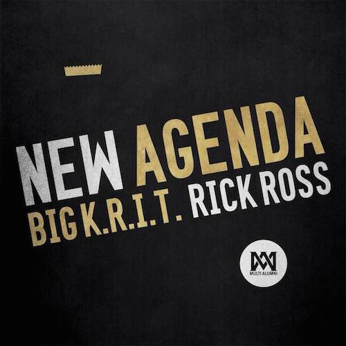 newagenda Big K.R.I.T. – New Agenda ft. Rick Ross