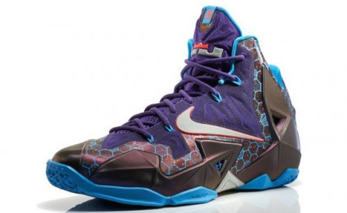 "nike-lebron-11-summit-lake-hornets-00-500x308 Nike Lebron 11 ""Summit Lake Hornets"" (Photos)"
