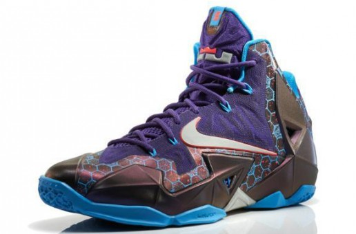 "Nike Lebron 11 ""Summit Lake Hornets"" (Photos)"