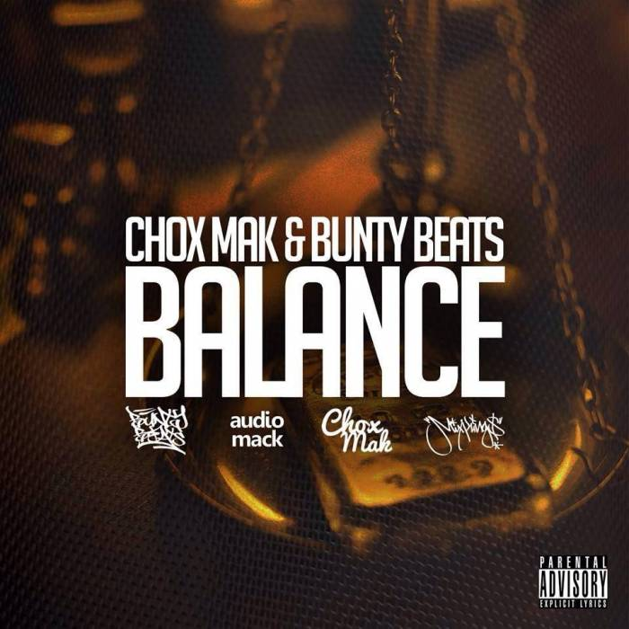 photo-1 Chox-Mak & Bunty Beats - Balance (Mixtape)