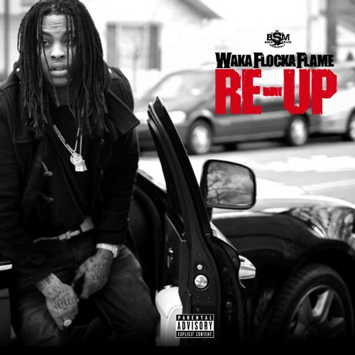reup Waka Flocka Flame – Re-Up (Mixtape)
