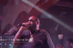 Rick Ross Celebrates Mastermind Hitting #1 on the Charts @ King of diamonds (Dir. By Mikey T The Movie Star) (Video)