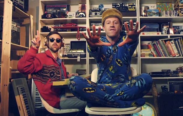rlmactopthebb Macklemore & Ryan Lewis Have The Biggest Rap Song of All Time On Billboard Chart