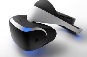 "Sony Unveils PlayStation 4 Headset ""Project Morpheus"""
