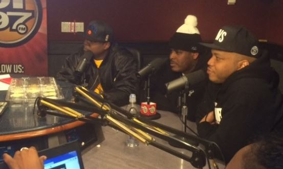 theloxangiemartinez The LOX Joins Angie Martinez & Hot 97 For Rush Hour Drive (Audio)