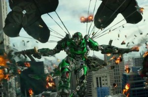 Transformers: The Age Of Extinction (Movie Trailer)