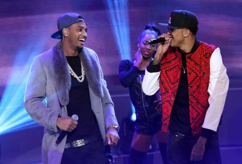 trey-alsina-karen-civil August Alsina Speaks On Issue With Trey Songz On The Philly Morning Show