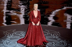 "Pink Performs ""Somewhere Over The Rainbow"" during the Oscars ""Wizard of Oz"" Tribute (Video)"