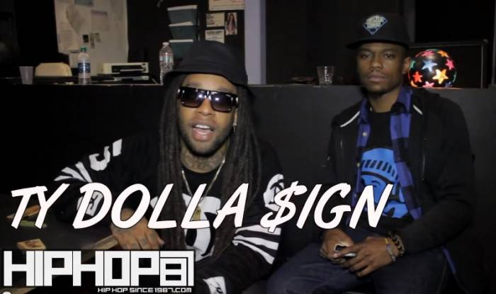 tydolla1 Ty Dolla Sign Talks Early Success, Debut Album, Learning From Wiz Khalifa And More With HHS1987 (Video)