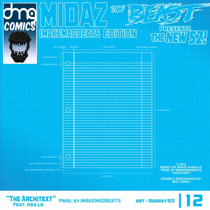 unnamed-17 MidaZ The BEAST - The Architext Ft. Has-Lo (Prod. By IMAKEMADBEATS)