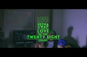 Mr. Light Upp – All For The Love Ft. Hefna Gwap (Video