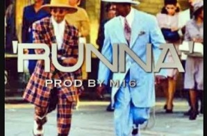 Clay James x Messiah – Runna (Prod. by M-16)