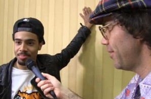 Vic Mensa vs. Nardwuar (Video)