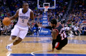 Man Down: Orlando Magic rookie Victor Oladipo Breaks Mo Williams' Ankles (Video)
