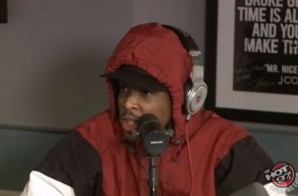 YG Joins Ebro & Hot 97's Morning Drive To Discuss His New Album and More! (Video)