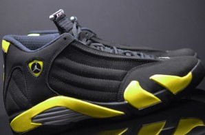 "Air Jordan 14 ""Thunder"" (Photos)"