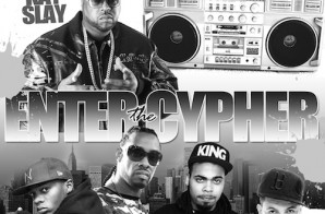DJ Kay Slay – Enter The Cipher ft. Papoose, William Young, Chris Rivers & Termanology