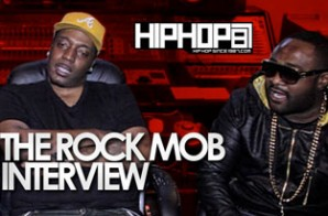 "The Rock Mob Talk Their Project ""The Flood"", Transitioning From The Streets To The Music World & More (Video)"
