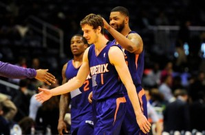 Phoenix Suns guard Goran Dragic Named the NBA's 2013-14 Most Improved Player