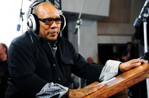 Quincy Jones Expresses He Isn't A Fan Of The Current State Of Hip-Hop & More w/ The National