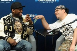 Listen To MTV's Rob Markman Interview 50 Cent At Shade 45! (Full Interview)
