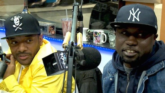 9SeTmxx Mobb Deep – The Breakfast Club Interview (Video)
