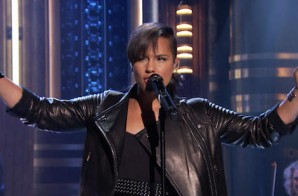 Alicia Keys & Kendrick Lamar Perform It's On Again On Jimmy Fallon (Video)