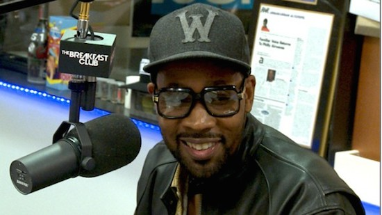 BCOAQbz RZA – The Breakfast Club Interview (Video)