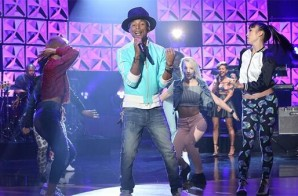 Pharrell – Marilyn Monroe (Live On Ellen) (Video)