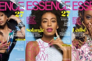 Erykah Badu, Solange & Ledisi Grace The Cover Of Essence's Black Hair Issue (Photos)